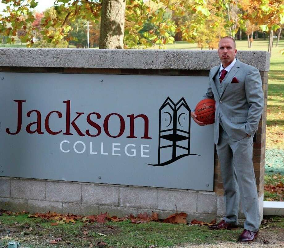 Baldwin native Josh Kutchinski is set to enter his second season as Jackson College basketball coach. (Courtesy photo)