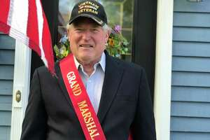 Allan Bixler, a Darien resident who is now 74, was recently selected as grand marshal of the 2020 Darien Memorial Day Parade.