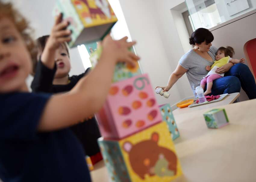 As states around the country attempt to restart their economies, lack of child care will continue to keep some people-mostly women-from getting back to work.