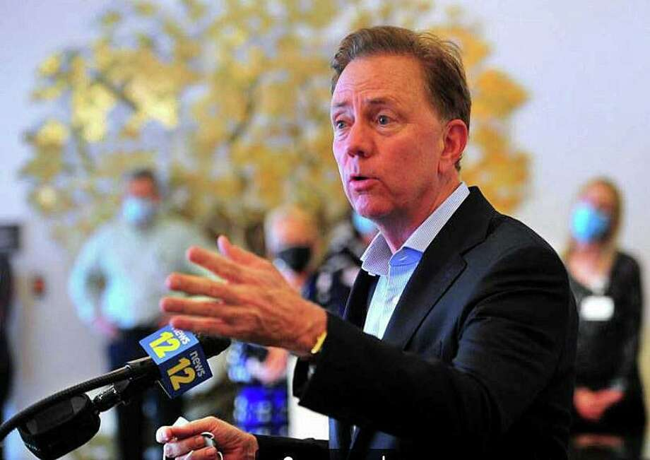 Connecticut Gov. Ned Lamont. Photo: File Photo