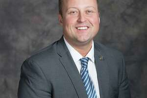 JP Sredzinski received the unanimous Republican nomination to run for re-election as state representative of the 112th District that encompasses Monroe and parts of Newtown.