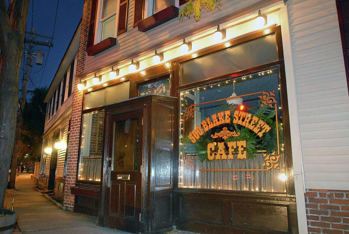In this 2006 file photo, 500 Blake Street Cafe in New Haven.