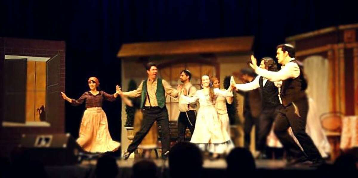 Opera Leggera's musical/theatrical production