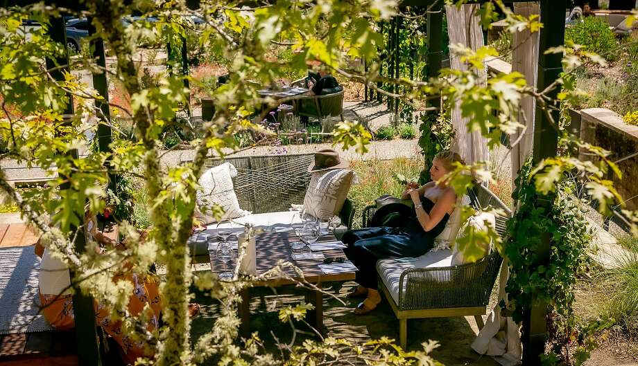 Visits to Flowers Vineyards will be contactless. You'll open and pour bottles of wine yourself, at your private table. Photo: John Storey / Special To The Chronicle 2019