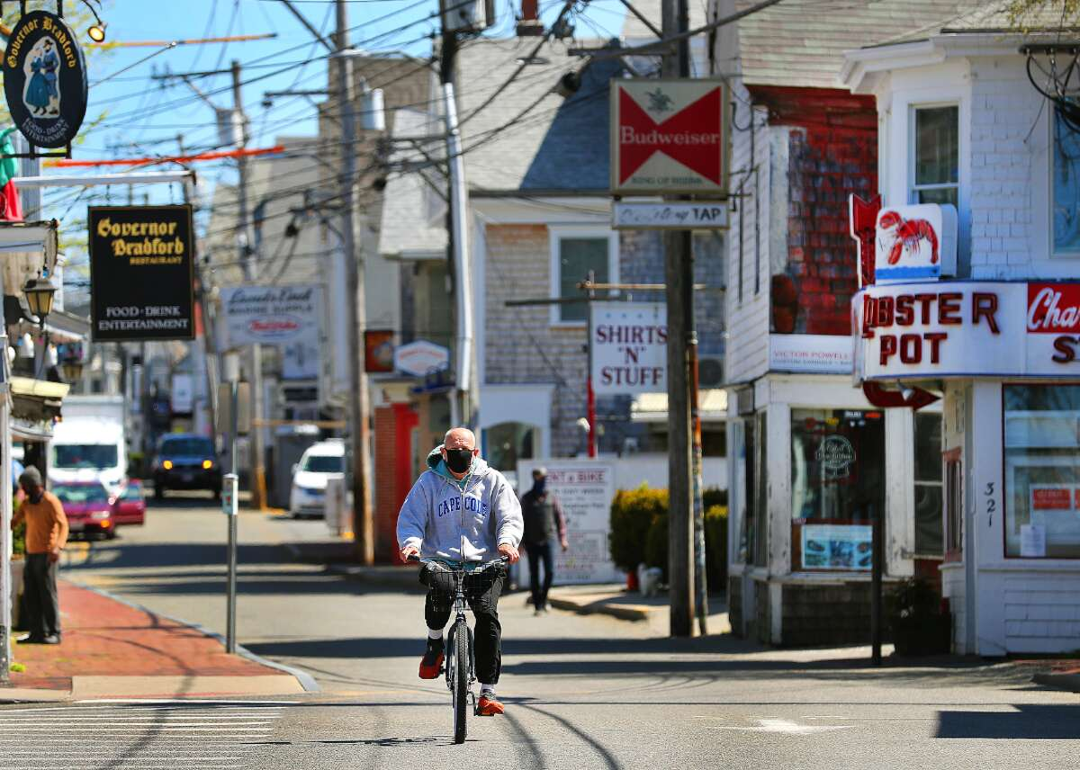 A report of a Provincetown, Massachusetts COVID-19 outbreak from the Centers for Disease Control and Prevention found that three-quarters of the people who became infected were fully vaccinated.