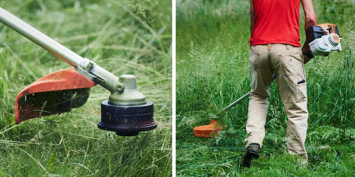String trimmers and lawnmowers go hand in hand. Whether you trim then mow or mow then trim, you need to do both to keep your lawn under control and looking neat. That's why testing string trimmers, along with mowers, is a yearly event at Popular Mechanics. And the big question in 2020 is whether you go gas or electric when purchasing a trimmer. For almost all residential applications, today's battery-powered model is up to the job. If your requirements are heavier than average, go with a gas engine trimmer. What constitutes