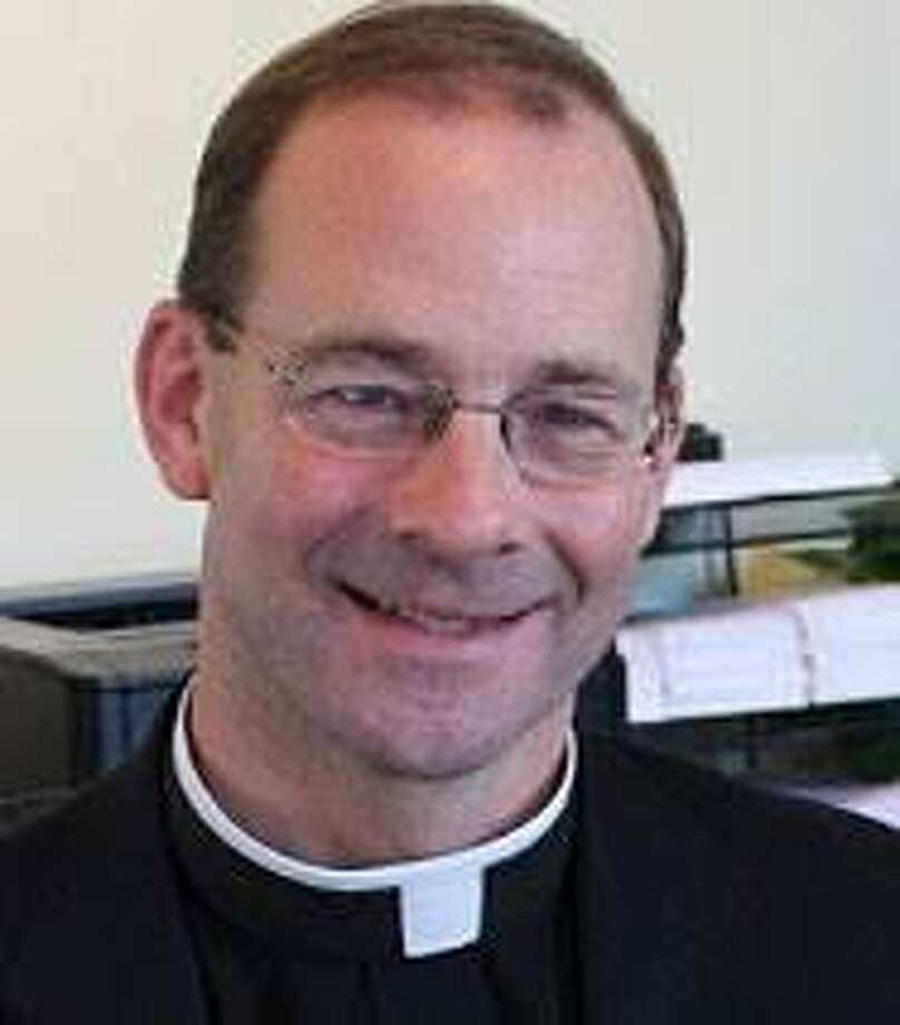 Monsignor Tom Powers will become the pastor of St. John Parish in Darien on Sept. 1. Photo: Contributed /