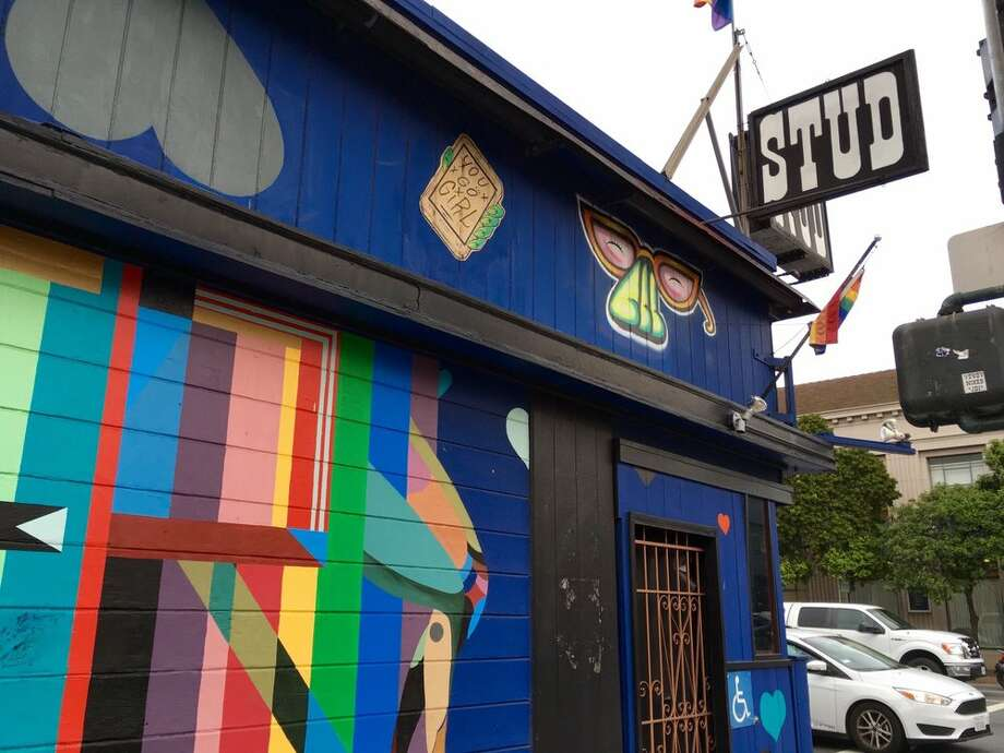 San Francisco's oldest continually operating LGBTQ+ bar may be shuttering at 9th St. in SoMa, but the Stud's legacy will go on. Photo: Kevin Y./Yelp