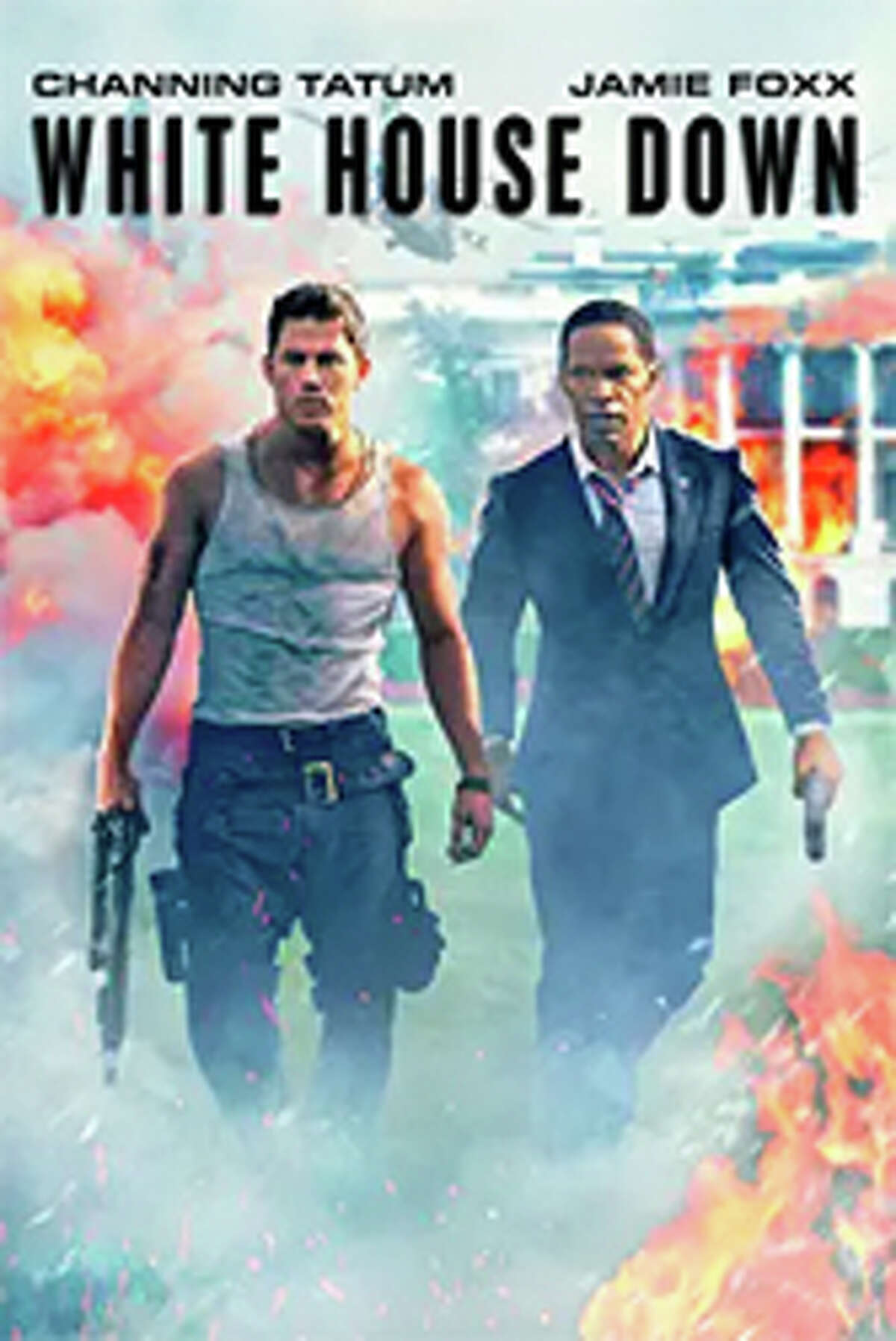 """White House DownWhere to stream it: Amazon (Rent it for $3.99)I'm going to tell you right now: There's gonna be a surprising amount of Roland Emmerich on this list that, in early drafts, was called """"A List of Dangerously American Movies."""" (Emmerich is German). """"White House Down"""" is a movie about the White House being taken over by terrorists, and it lost at the box office to the hilariously inferior """"Olympus Has Fallen."""" Sure, the latter has a lot of priceless shots where Gerard Butler stabs dudes, but """"White House"""" makes up for it by having a likeable lead, a coherent plot, and a script that seems like it was actually written by a grown-up (or at least revised by one). """"White House Down"""" knows it's silly, but it also knows you know, so it's fine with letting everyone have a good time. Channing Tatum, Jamie Foxx, James Woods and Maggie Gyllenhaal lead the cast."""