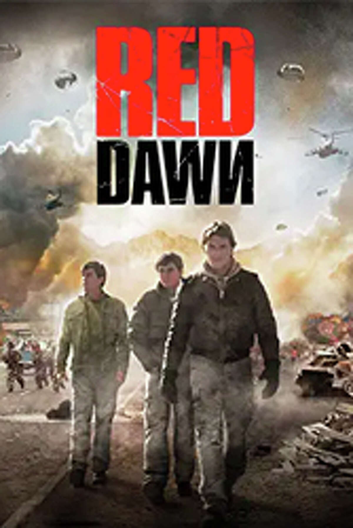 Red Dawn (1984)Where to stream it: NetflixIf you've never seen