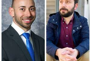 Incumbent state Rep. Joe Zullo, R-East Haven, left, and Democrat Dave Yaccarino, right, both received their respective parties' endorsements on Tuesday, May 19, 2020.