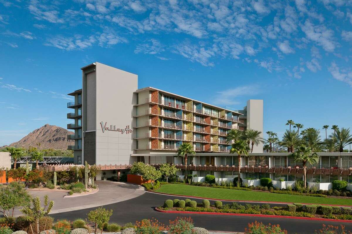 Hotel Valley Ho originally opened Old Town Scottsdale in 1956. Benchmark added the hotel to its management portfolio.