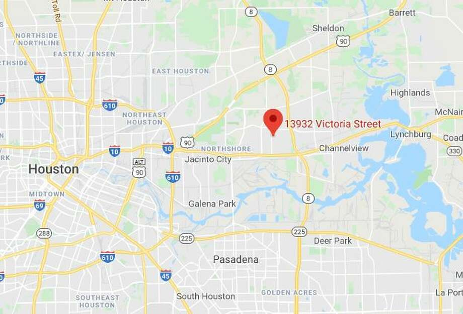 One person died in a shooting Thursday in the 13900 block of Victoria Street.  Photo: Google Maps