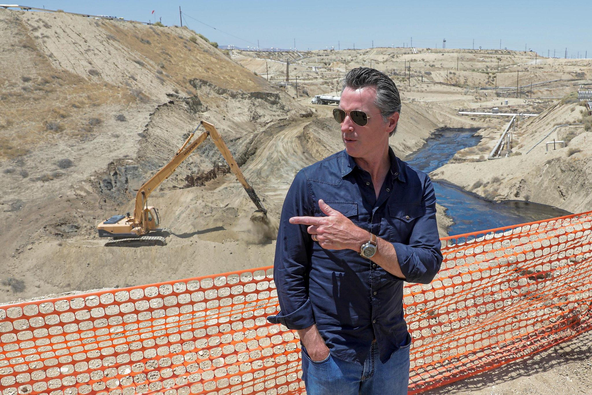 Gavin Newsom's environmental budget cuts escalate tensions with California activists