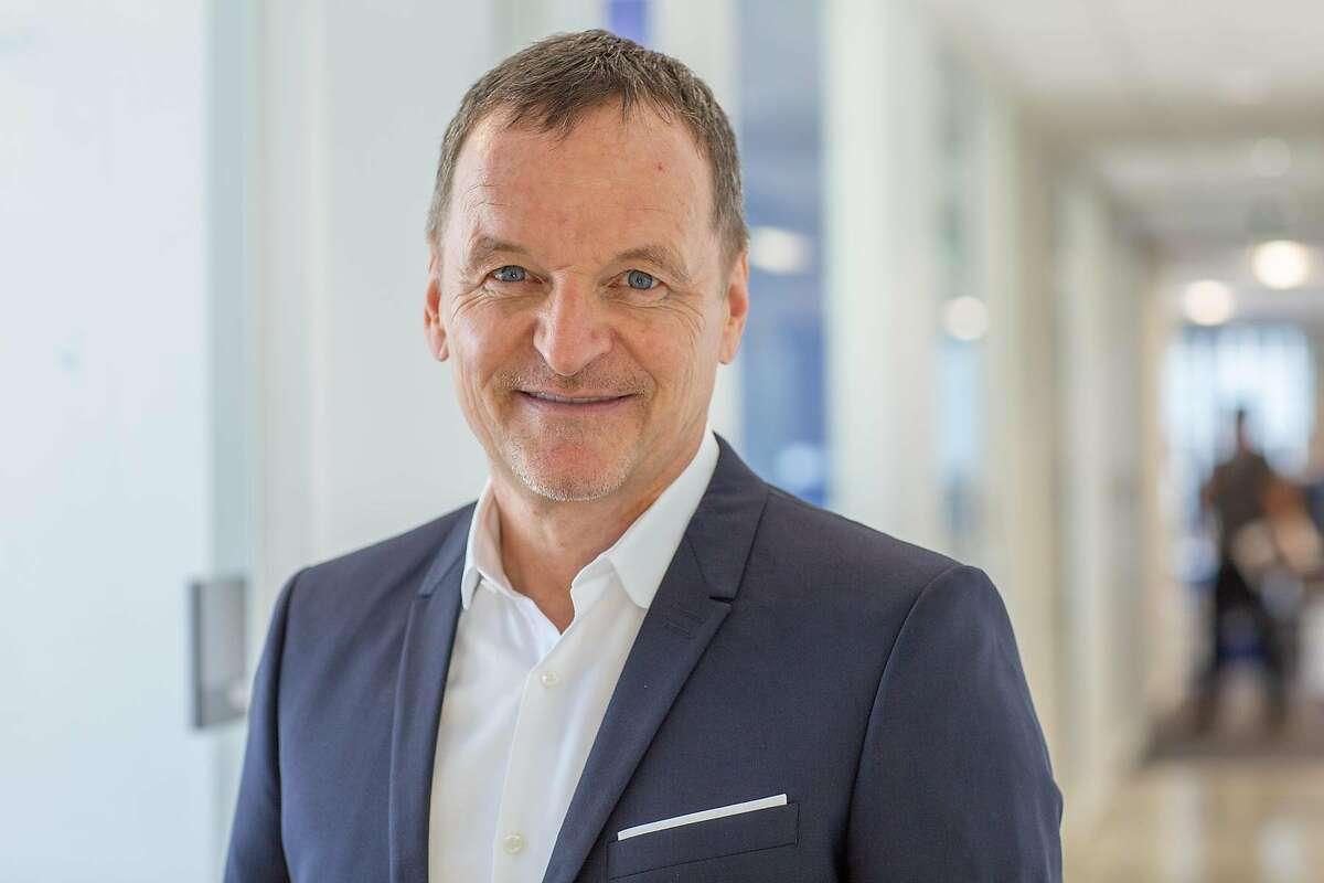 Clorox CEO Benno Dorer