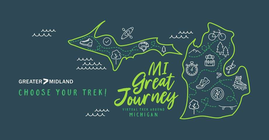 Registration for MI Great Journey, part of Greater Midland Races,opens May 18 and will remain open until July 2. (Photo provided)