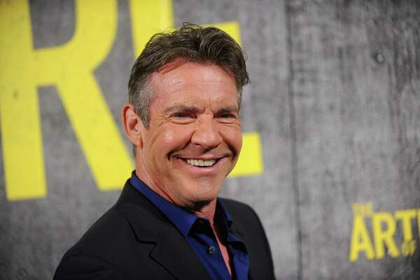 "Dennis Quaid attends the ""The Art Of More"" Premiere at Museum Of Arts And Design on November 15, 2016 in New York City."