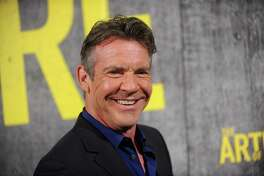 """Dennis Quaid attends the """"The Art Of More"""" Premiere at Museum Of Arts And Design on November 15, 2016 in New York City."""