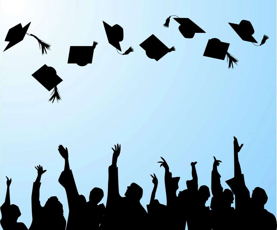 hat tossing ceremony at graduation  fotolia for sara Photo: Fotolia / handout / stock agency