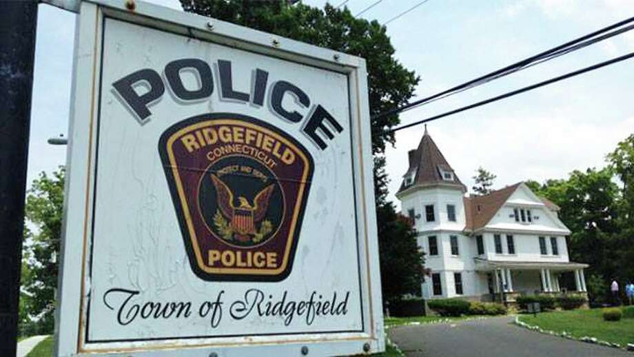 Police headquarters in Ridgefield, Conn. Photo: Facebook