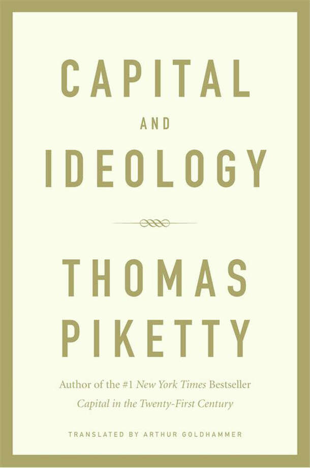 Capital and Ideology Photo: Belknap/Harvard, Handout / Handout