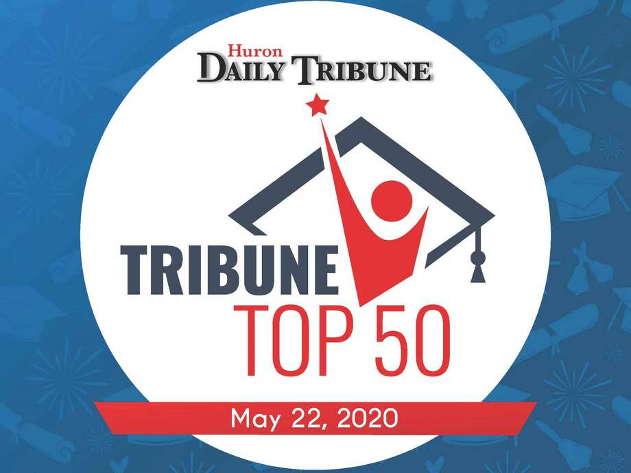 The Huron Daily Tribune recently announced its Tribune Top 50 students. Photo: (Tribune Photo)