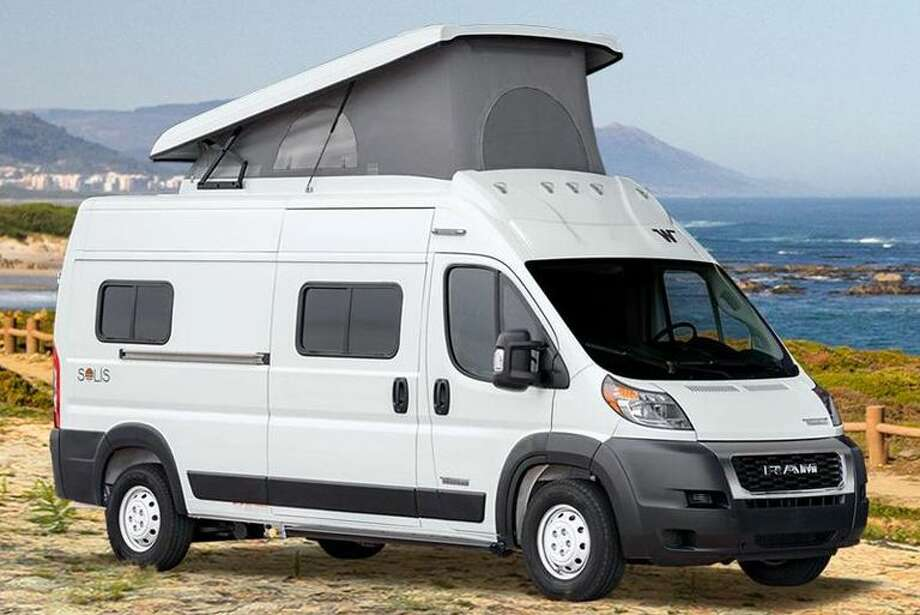 Small Class B Camper