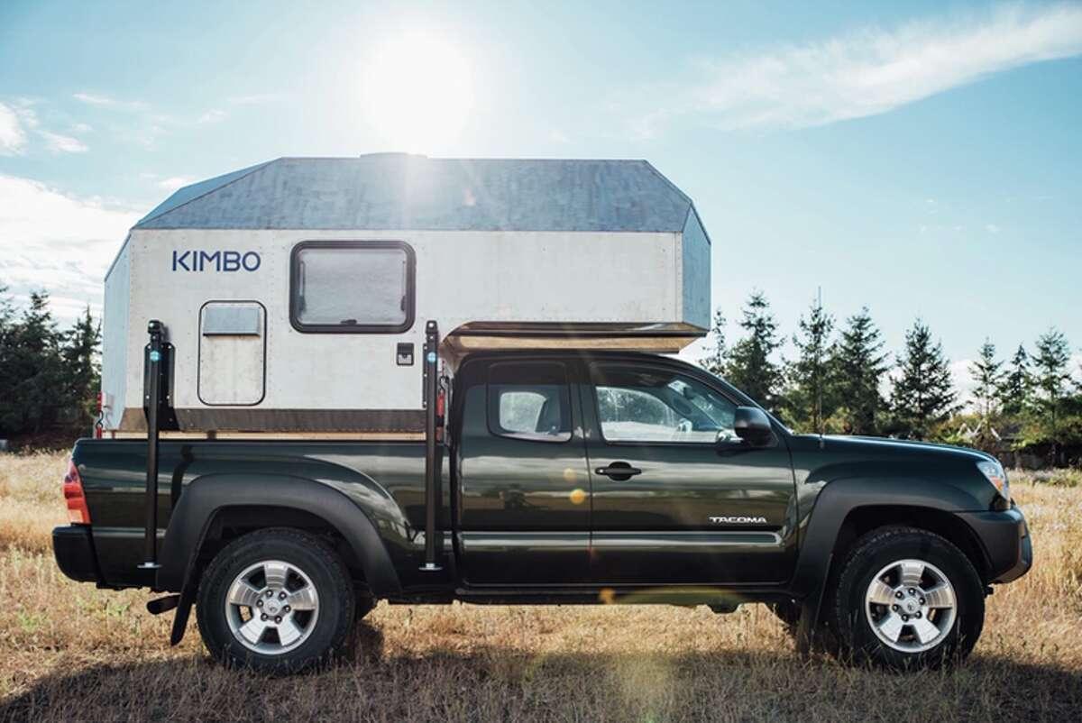 Slide-In Truck Camper Kimbo 6