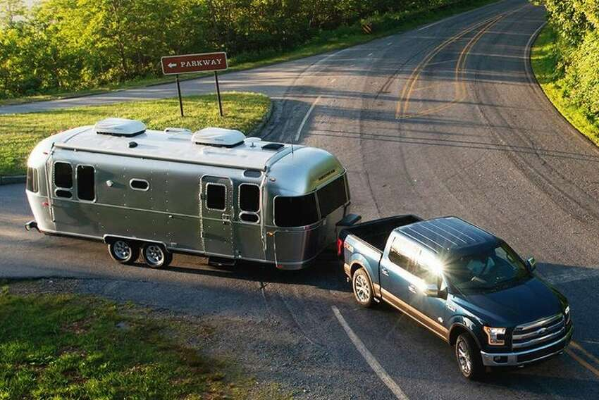 Travel Trailer Airstream Flying Cloud
