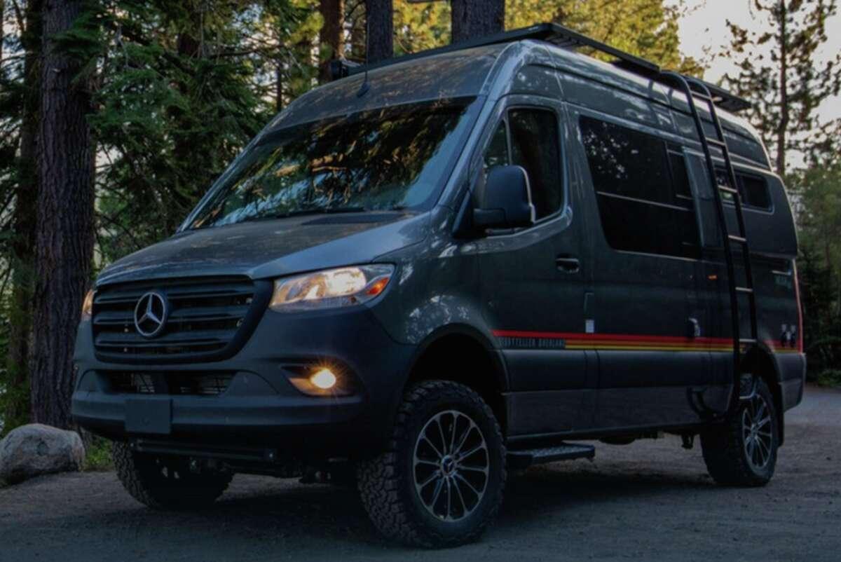 Off-Road Class B Camper Storyteller Overland Mode