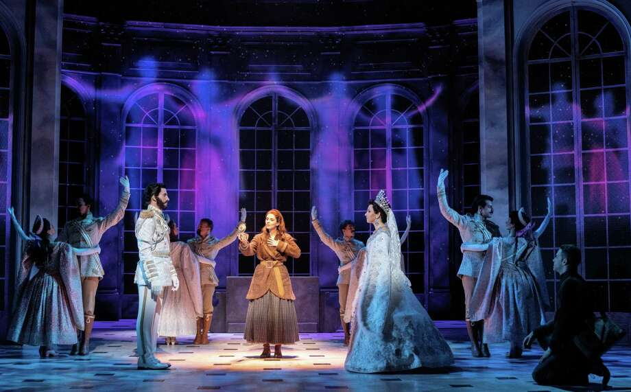 "The musical ""Anastasia"" will be coming to the Shubert in New Haven in April 2021. Photo: Javier Naval / Contributed Photo"