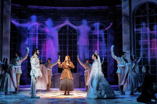 """The musical """"Anastasia"""" will be coming to the Shubert in New Haven in April 2021."""