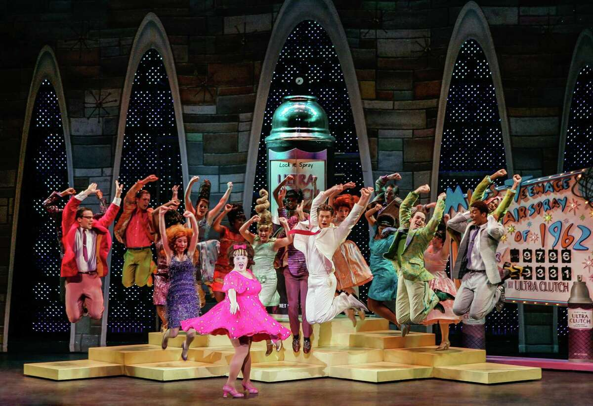 """The Shubert Theatre will bring in a new production of """"Hairspray"""" next June."""