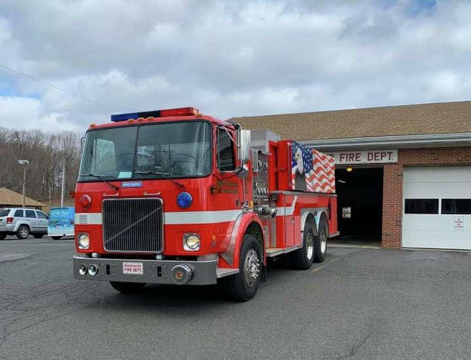 Photo: Facebook / Bridgewater Volunteer Fire Department