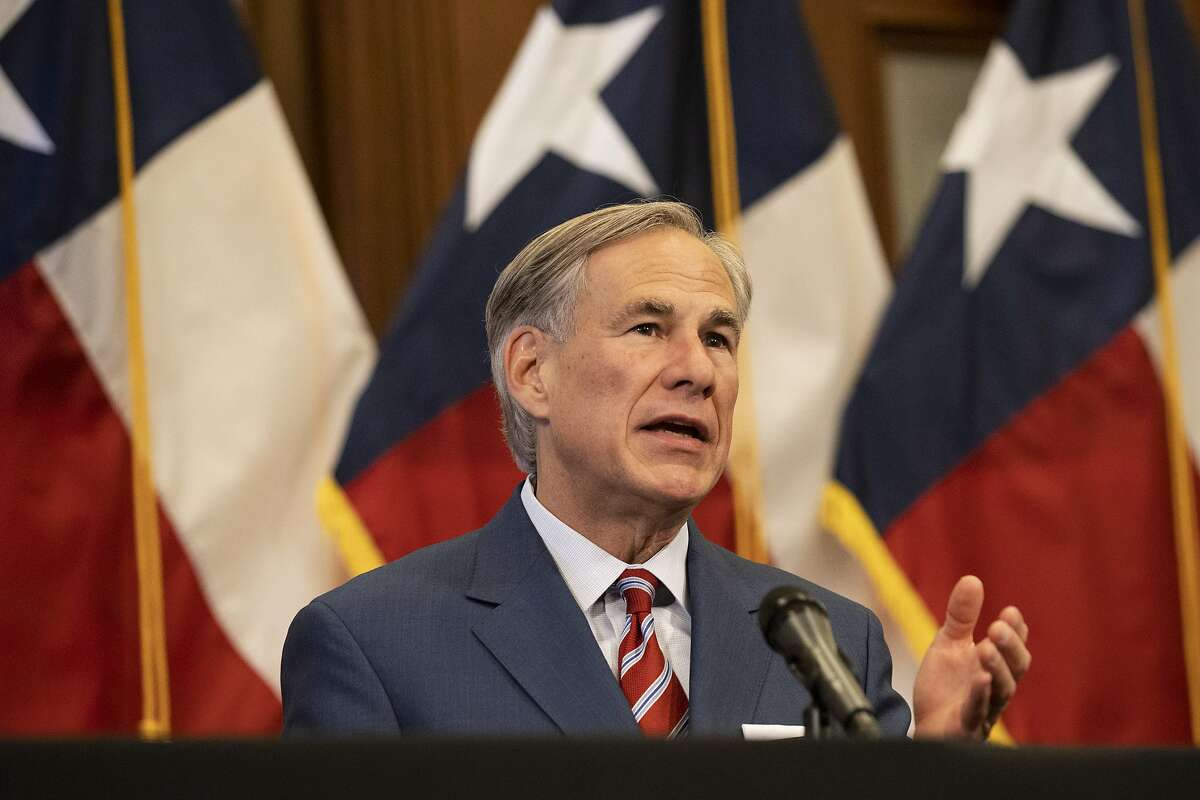 """""""As we begin to open up Texas and Texans returns to their jobs, we remain laser-focused on maintaining abundant hospital capacity,"""" Abbott said. """"The best way to contain the spread of this virus is by all Texans working together and following simple safety precautions."""""""