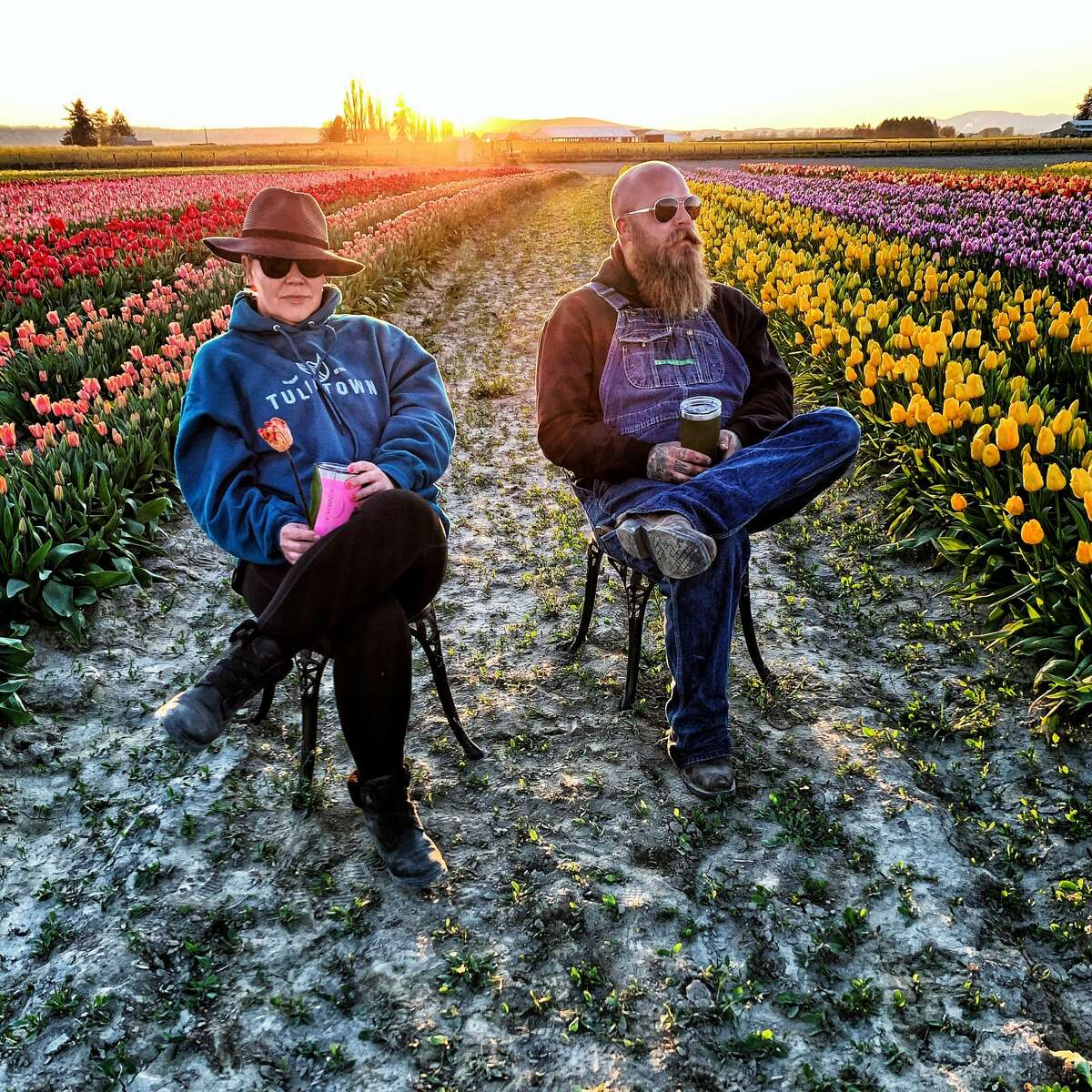 The Tulip Town team enjoys their tulip fields. Click through the gallery to see more images of tulip season in the Skagit Valley. >>>