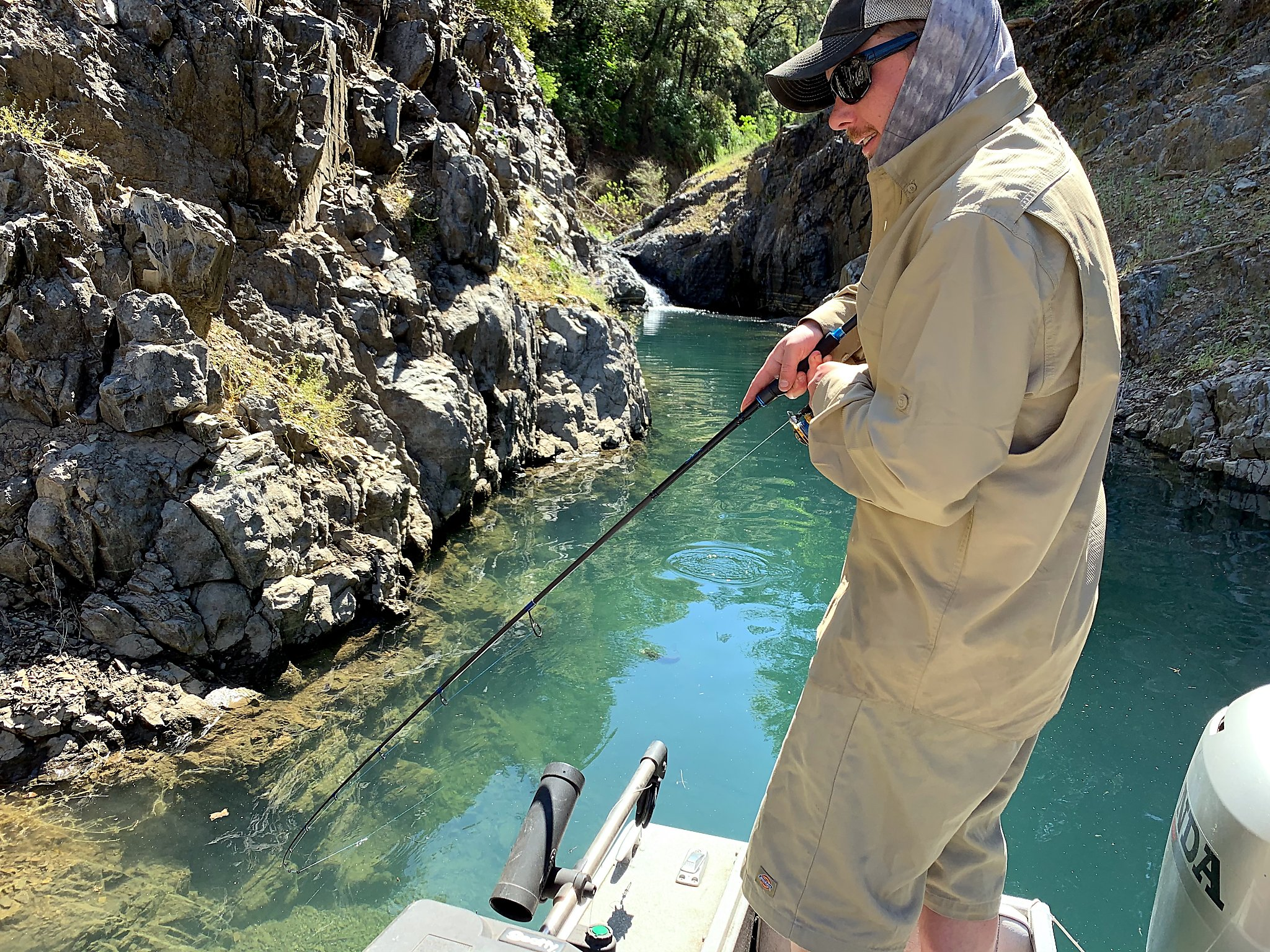 These Lakes Are Open For Camping Fishing Now Sfchronicle Com