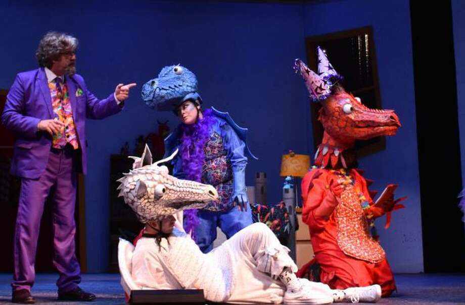 """Magik Theatre is bringing back """"Dragons Love Tacos"""" as its first production following the shut-down orders that forced the theater to close in March as part of the effort to fight the spread of COVID-19. Photo: Catherine Collier"""