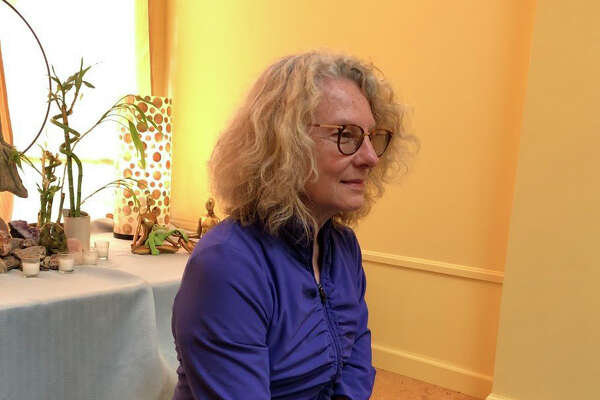 Lisa Sandin, owner of Heart and Sole Yoga and yoga teacher, said she offers people a variety of yoga classes for people of different skill levels and ability.
