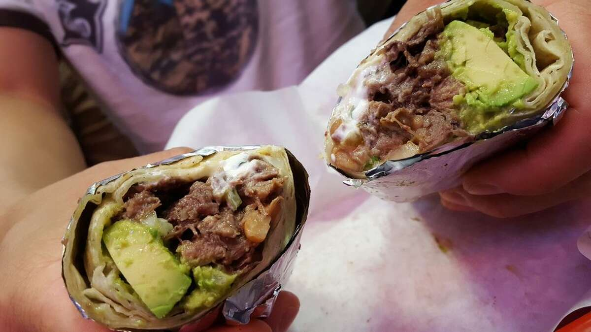 Mission burrito institution La Taqueria was featured on Esquire's list of 100 Restaurants America Can't Afford to Lose.
