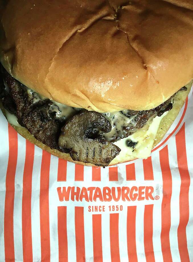 You can now get Whataburger favorites in Deer Park after the opening this month of one of the restaurants at 609 Center St. Photo: Mike Sutter / Staff