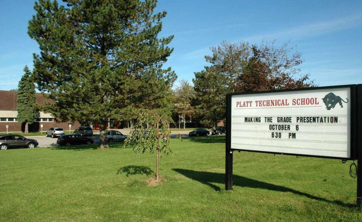 Platt Technical High School 600 Orange Avenue Milford, CT 06461-2105 (203) 783-5300