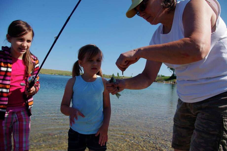 Anglers targeting panfish have been finding success of late. (News Advocate file photo)