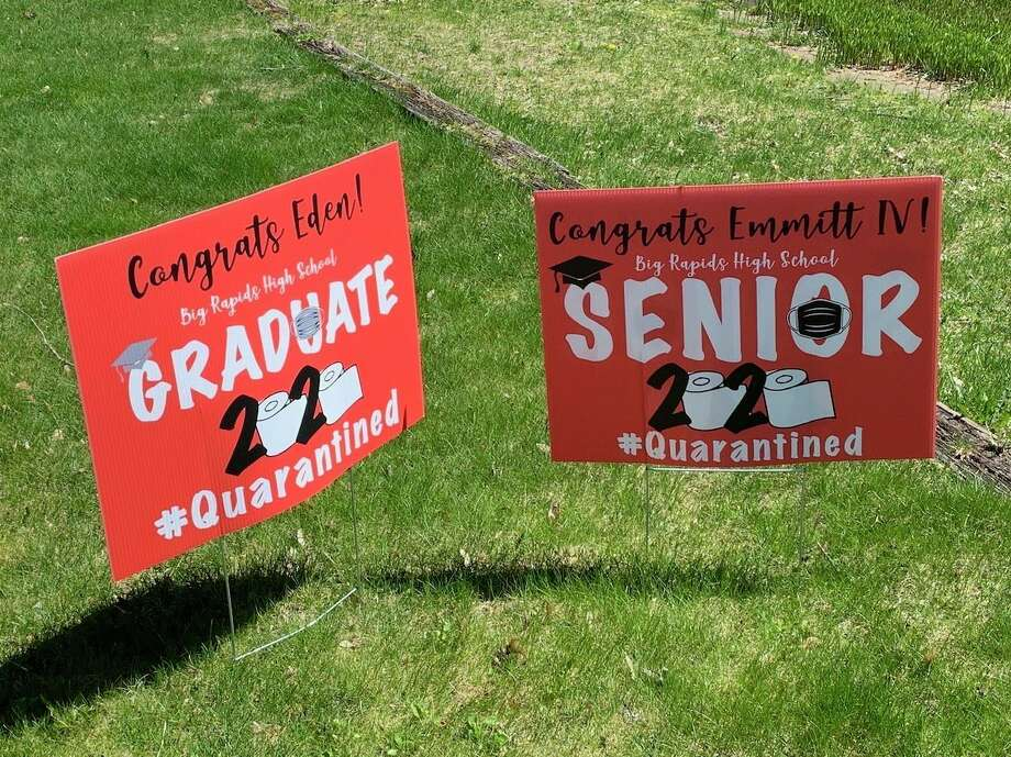 While their official graduation ceremonies have been postponed, BRVS and BRHS seniors can celebrate graduation through several alternative events. Official commencements for both schools are set to take place in August. (Pioneer file photo)