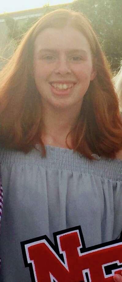 Grace Hesselbacher, New Fairfield High School Class of 2020 Photo: Contributed Photo / Grandy Sandy