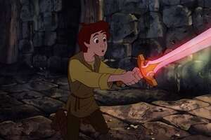 Animated Disney Movie Ranking.
