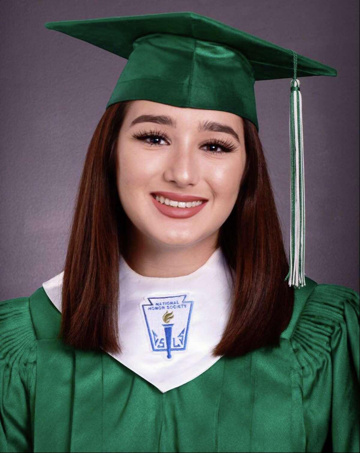 Spring High School Senior Sophia Hagen