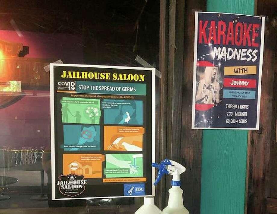 Jailhouse Saloon, 310 Preston Rd. Photo: Courtesy Of Dena Wagner