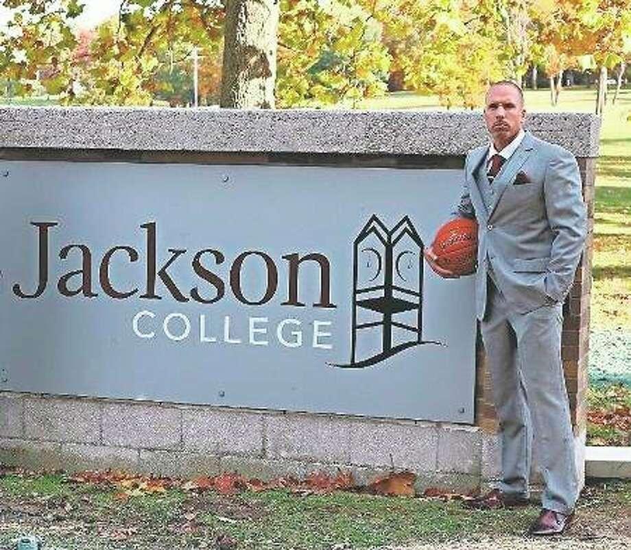 Baldwin native Josh Kutchinski is in his second year of coaching at Jackson College. (Courtesy photo)