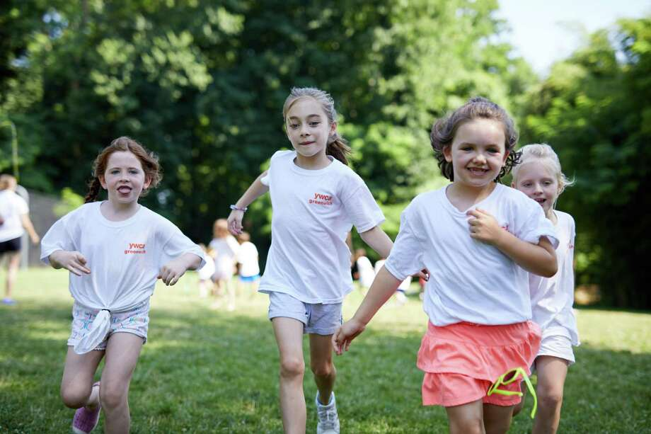 Kids who have enjoyed YWCA Greenwich's summer camps will be able to do so in 2020 as the non-profit has received approval from the state under new guidelines. Photo: Contributed